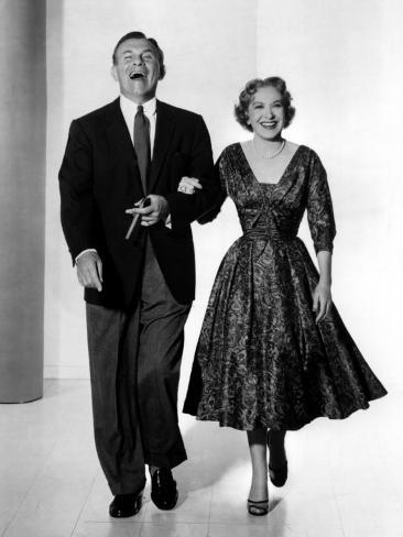 George Burns and Gracie Allen Show, George Burns, Gracie Allen, 1950-1958 Photo