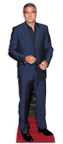 George Clooney Figura de cartón