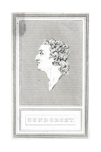 Condorcet (Cooke Prof) Impressão giclée