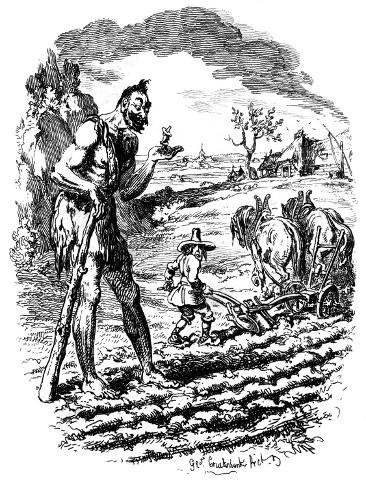 19th century farmer