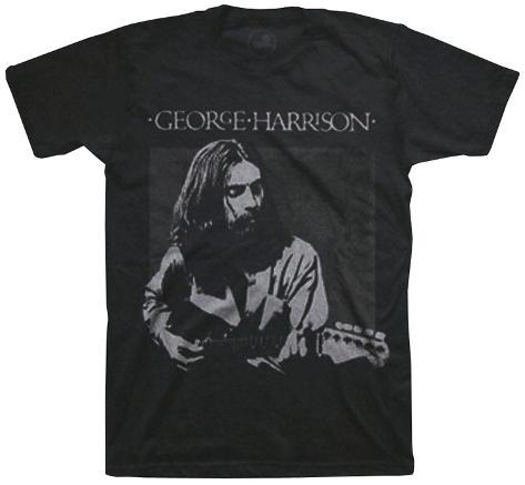 George Harrison- Guitar Solo Camiseta