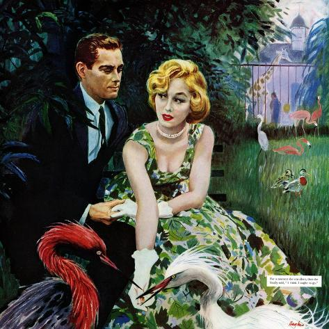 The Business of Love - Saturday Evening Post