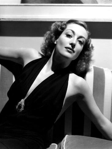 Joan Crawford, 1936 Photo