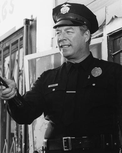 George Kennedy - The Blue Knight Photo