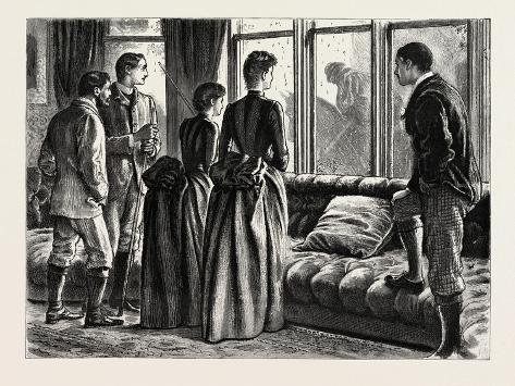 The Mystery, Interior, 1888 Stampa giclée