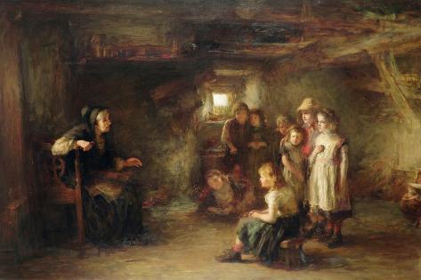 The Legend, C.1864-67 Giclee Print