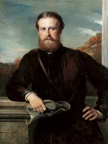 Portrait of John Scott, 3rd Earl of Eldon Giclee Print