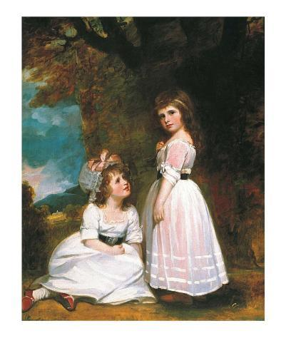 The Beckford Children Art Print