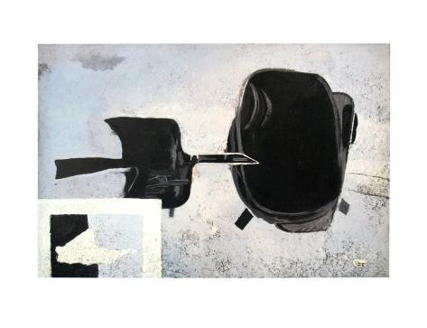 Tire d'Ailes, 1956 Art Print