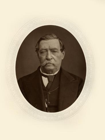 Lord Napier of Magdala Giclee Print