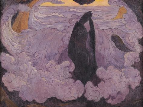The Violet Wave, circa 1895-6 Giclee Print
