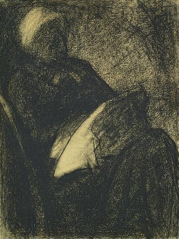 Embroiderer, 1882 Impressão giclée