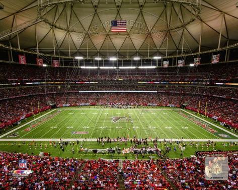 Georgia Dome 2013 Photo