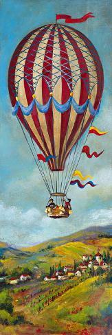 Air Balloon II Giclee Print