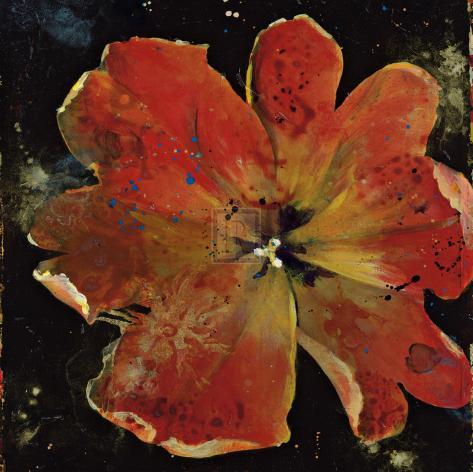 Botany Fleur V Art Print