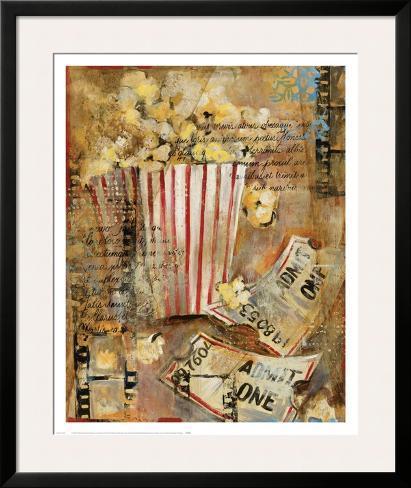 Dramatique IV Framed Art Print