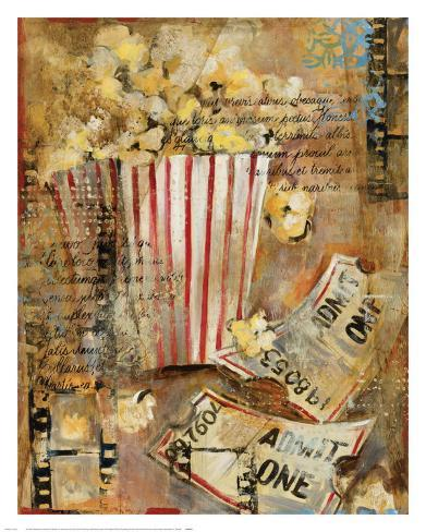 Dramatique IV Art Print