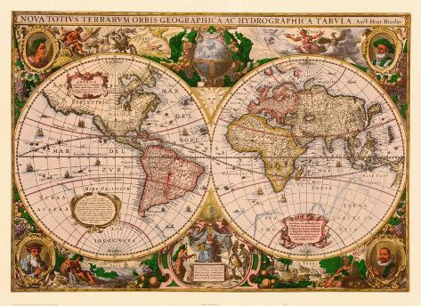 Flemish 1512-1594 Art Print