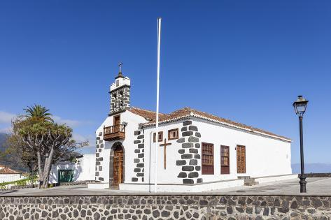 Church Nuestra Se–ora De La Concepci—n, Santa Cruz De La Palma, La Palma, Canary Islands, Spain Photographic Print