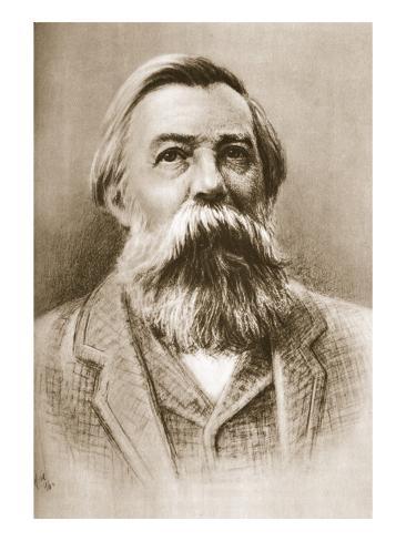 Frederick Engels Giclee Print