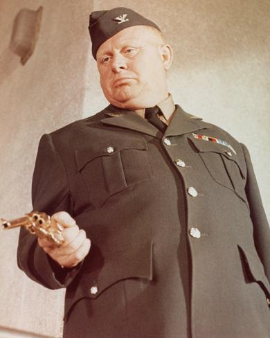 Gert Fröbe, Goldfinger (1964) Photo