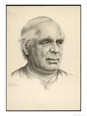 Sebastian Kneipp Bavarian Priest Promoter of Hydropathy (Cold Water Cure) and Herbalism Giclee Print
