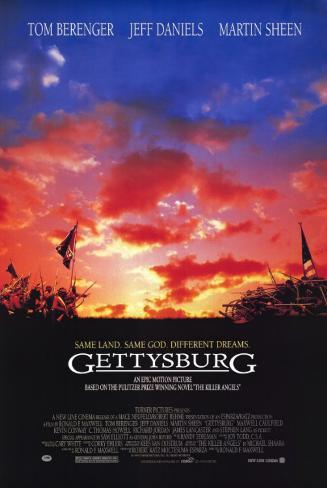 Gettysburg Stampa master