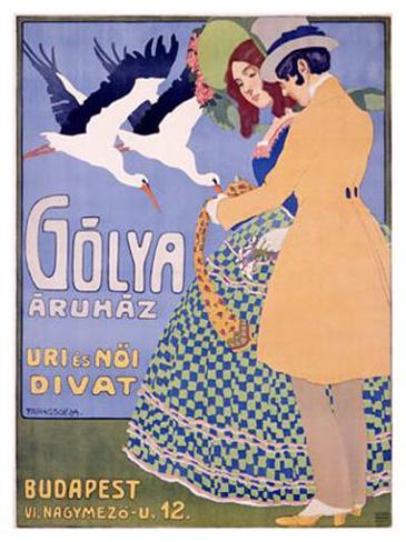 Golya Giclee Print