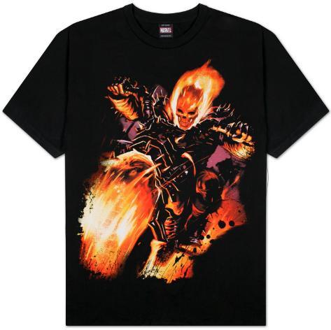 Ghost Rider  - Fire Freak T-Shirt