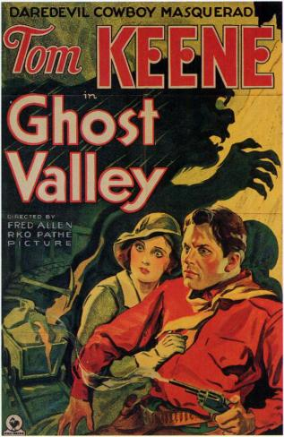 Ghost Valley Poster