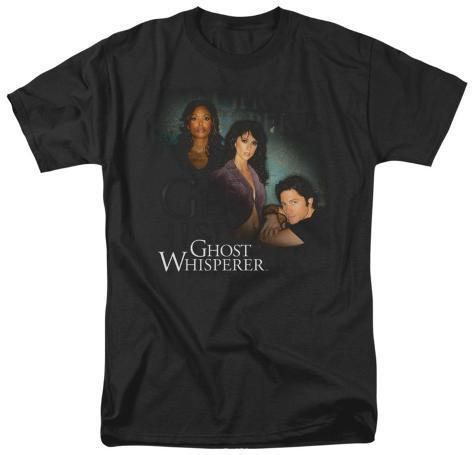Ghost Whisperer - Diagonal Cast T-Shirt