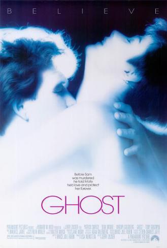 Ghost Pôster