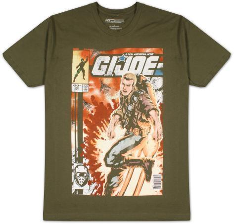 GI Joe - Jet Pack Joe T-Shirt