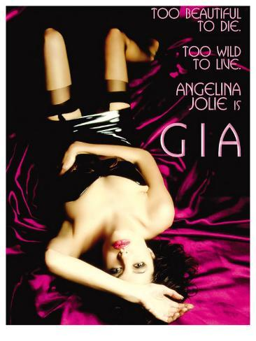 Gia, 1998 Stretched Canvas Print