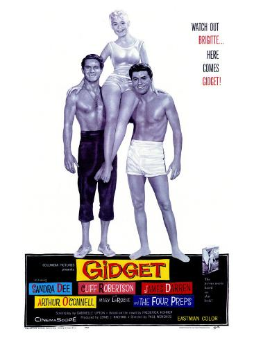 Gidget, 1959 Art Print