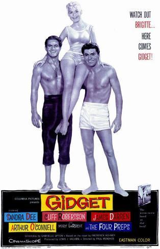 Gidget, 1959 Masterprint