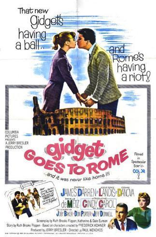 Gidget Goes to Rome Masterprint