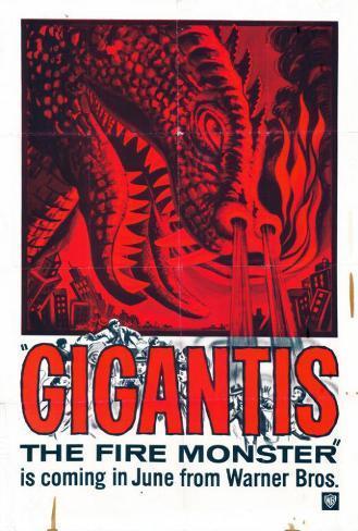 Gigantis ポスター
