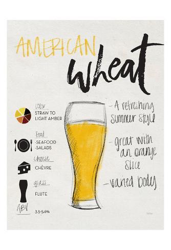 American Wheat Taidevedos