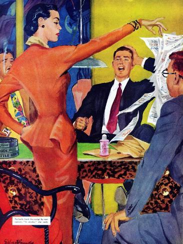 Petticoat Empire - Saturday Evening Post