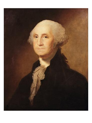 George Washington Giclee Print