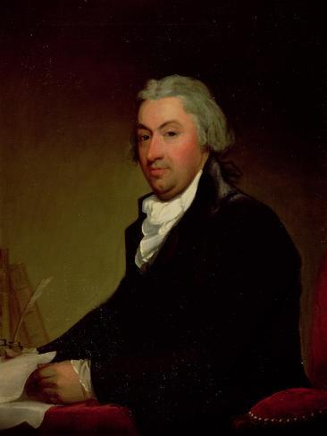 Chancellor Robert Livingston, C.1794 Impressão giclée