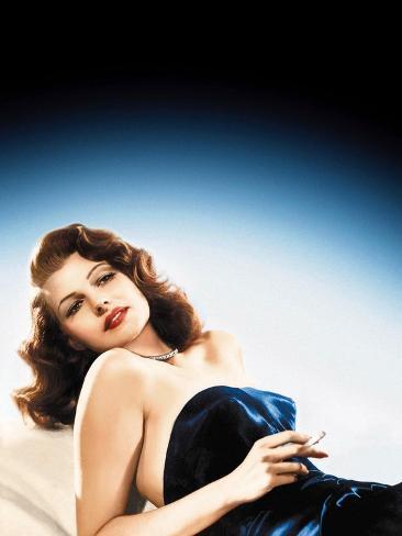 Gilda 1946 Directed by Charles Vidor Rita Hayworth Fotografía