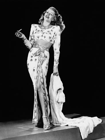 Gilda, 1946 Photographic Print