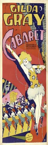 Gilda Gray Cabaret Giclee Print