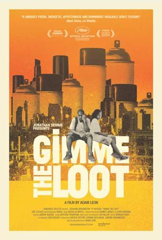 Gimme the Loot Masterprint