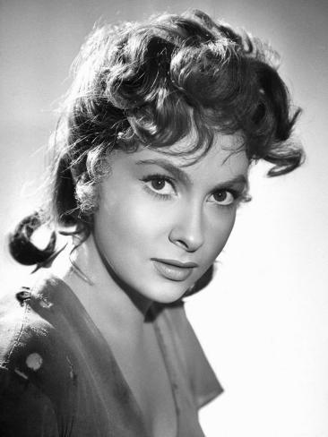 Gina Lollobrigida, 1955 Photo