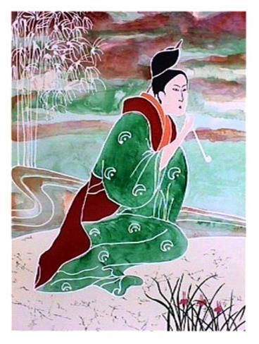 Japanese 6 Stampa da collezione