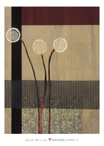 Dandelions II Art Print