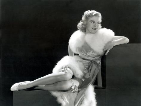 Ginger Rogers, 1934 Photo